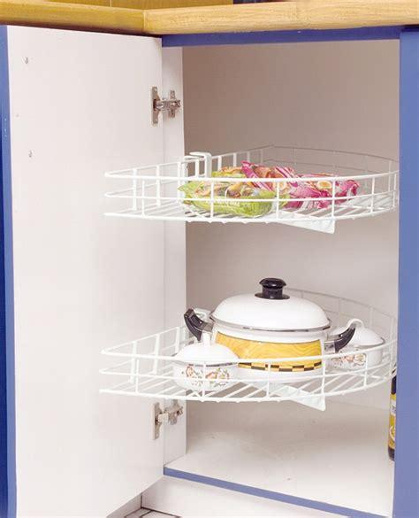 Rak Piring Setengah jual rak putar setengah lingkaran rak dapur