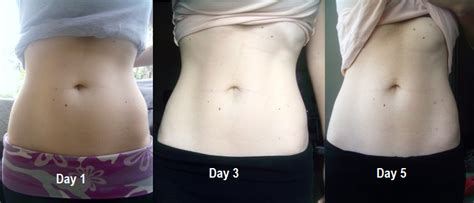Juice Detox Before And After by 3 Day Juice Cleanse Before And After Pictures To Pin On
