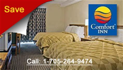 comfort inn discount code timmins tourism coupons savings and deals for timmins