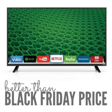 Smart Tv 40 Inc vizio 40 inch smart tv better than black friday price