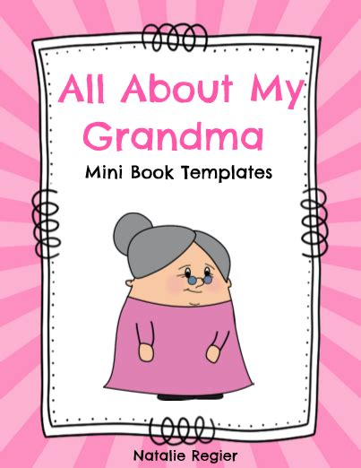 all about my mom template choice image templates design
