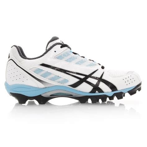 touch football shoes asics gel lethal touch pro 4 womens turf shoes white