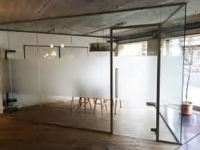 Glass Partition Design by Best 25 Glass Partition Wall Ideas On Pinterest Glass