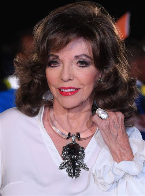 nivea cleanser joan collins    years