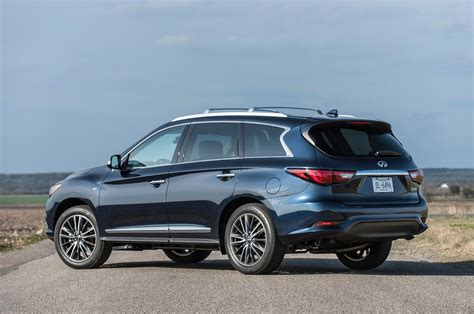 infiniti qx60 2016 infiniti qx60 review and rating motor trend