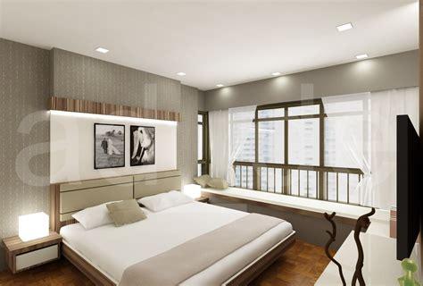 interior designer adrian lau hdb  condo bedroom