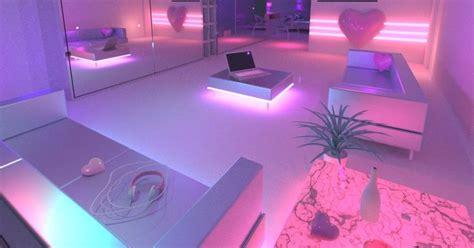 futuristic neon bedroom ideas   futuristic bedroom