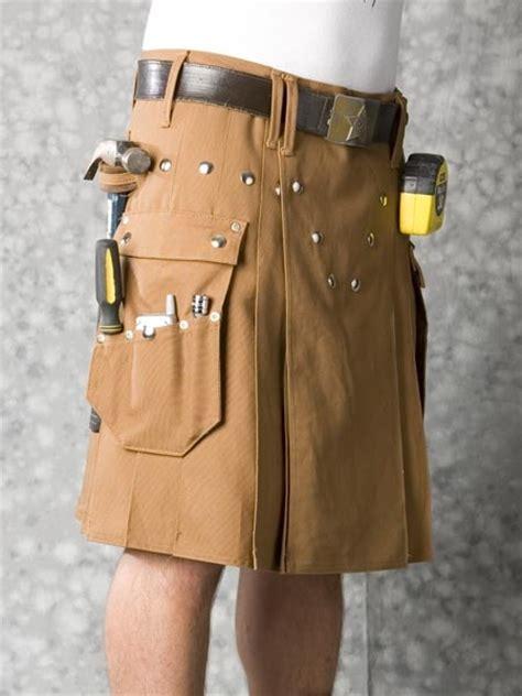 Utilikilt Lets Wear Skirts by Utilikilt Working Kilts I To Admit I