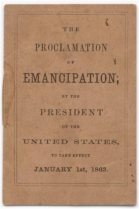 new year proclamation nights a new year s celebration of emancipation