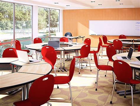 Colorful Interiors Classroom Furniture Furniture Information