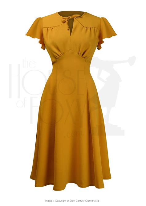 1940s swing dress women s 1940 s day dress history
