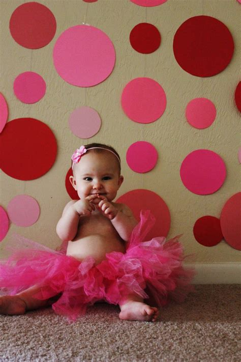 valentines backdrops baby photography make a backdrop with colored paper