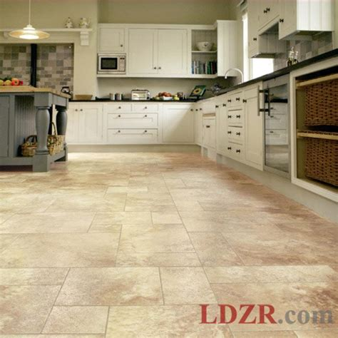 Interior Natural Stone Flooring For Extraordinary Classc Kitchen Floor Tile Designs