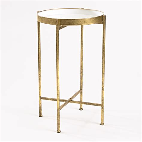 small pop up table innerspace luxury products small gild pop up tray table