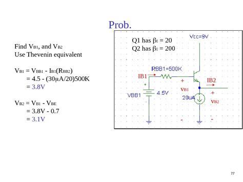bjt transistor lecture notes bjt transistor lecture notes 28 images 1 bjt bipolar junction transistor bjt h parameters