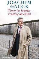 Lebenslauf Joachim Gauck Biografie Joachim Gauck Lebenslauf Steckbrief