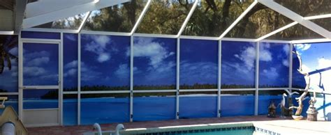 pool screen privacy curtains outdoor privacy screens for patio pool enclosures