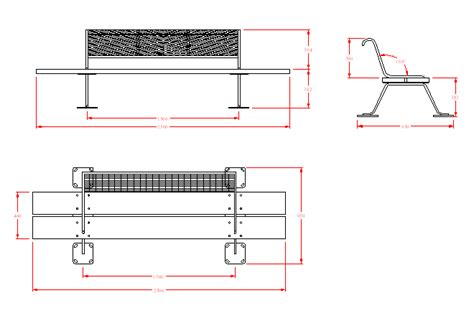 bench cad block park bench cad block 28 images benches dwg free cad