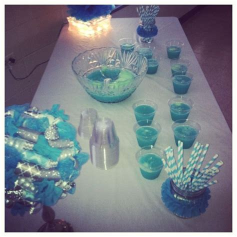 Punch For Bridal Shower by 17 Best Images About Something Blue Bridal Shower On