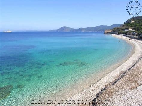 le ghiaie spiaggia le ghiaie portoferraio isola d elba