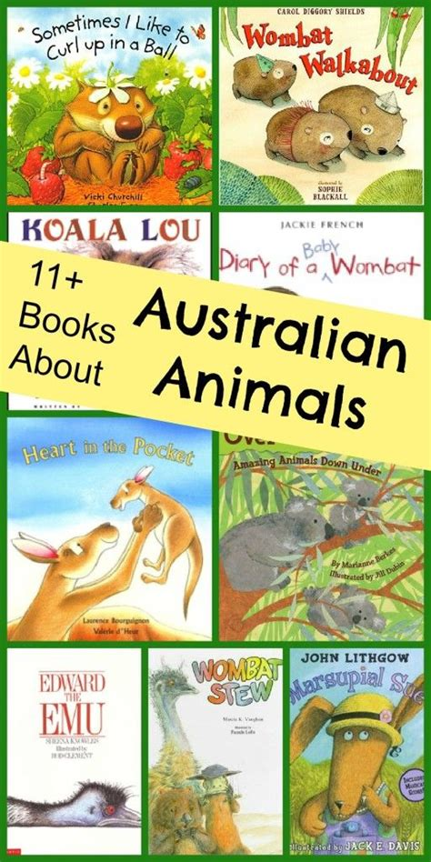 australian picture books animals of australia book list around the worlds world