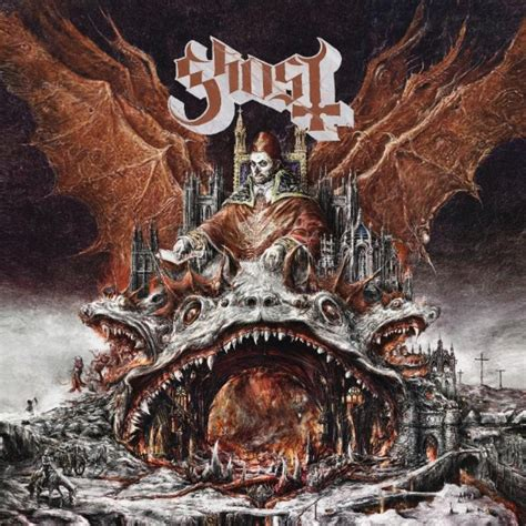 New By Goest ghost announce new album prequelle rats