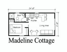 Small Guest House Floor Plans by 12 X 24 Cabin Floor Plans Google Search Cabin Coolness