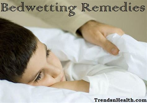 bed wetting solutions nocturnal urinary incontinence bedwetting remedies and