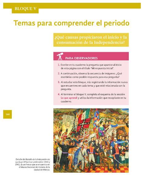 libro de 4to grado de la sep historia bloque v pag 156 ayuda paco el chato respuestas libro de historia contestado 4 grado de la sep libro de