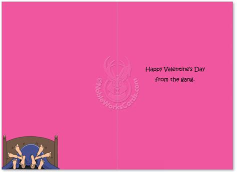 cheeky saucy valentines poems relationship status s day card nobleworks