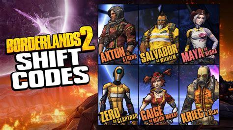 borderlands the pre sequel shift codes gamesradar shift codes driverlayer search engine