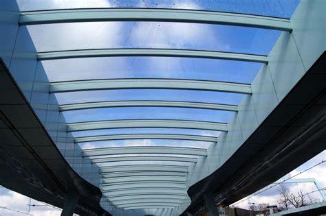 pannelli trasparenti per tettoie il fotovoltaico trasparente