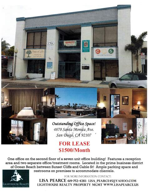 Office Space Lease Office Space For Lease Santa Ave San