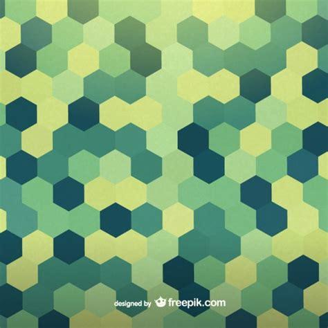 geometric layout design vector retro geometric hexagon design vector free download
