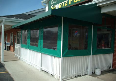 sun awnings and canopies patio canopies northrop awning company