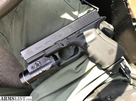glock 19 4 light armslist for sale glock 19 4 w tlr1s tac light