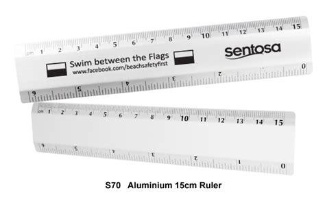 printable ruler a3 s70 aluminium 15cm ruler singapore corporate gifts