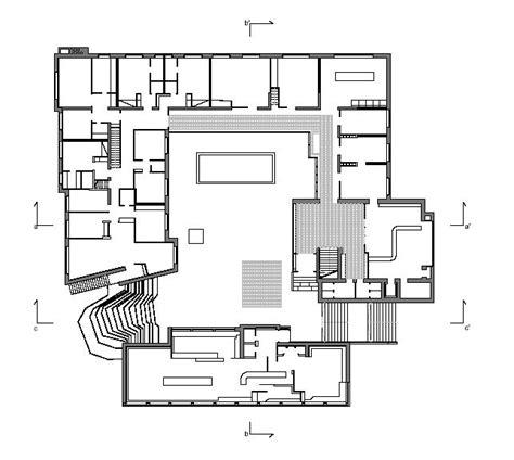 aalto floor plan saynaatsalo alvar aalto floor plans pinterest