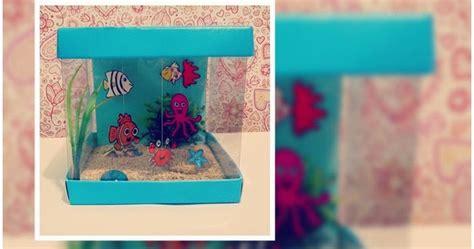 membuat jemuran lipat sendiri membuat aquarium mainan sendiri bumblebee