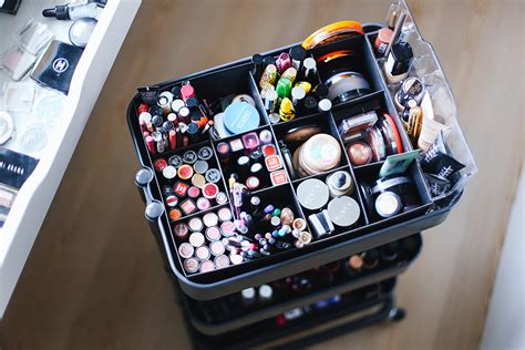 Schmink Aufbewahrung Selber Machen by Mein Schminkbereich Makeup Aufbewahrung Und Sammlung