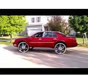 Underground Rim King Cadillac On 28s Vogued  YouTube
