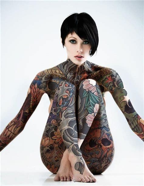 30 awesome full body tattoo designs