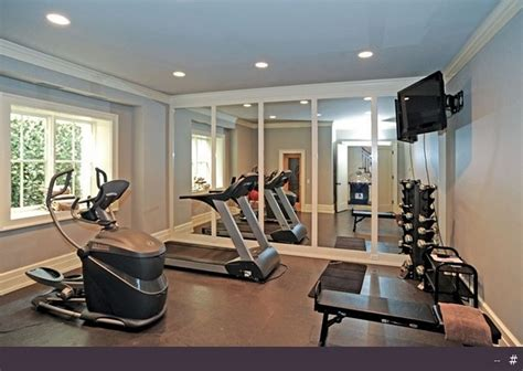 decorating a home gym small space home gym decorating ideas 10 onechitecture