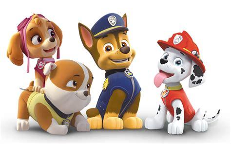 imagenes en png de paw patrol personajes paw patrol mercadosocial com