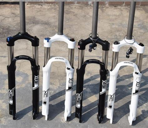 Fork Mtb Xcr 27 5 White buy wholesale fork suntour xcr from china fork