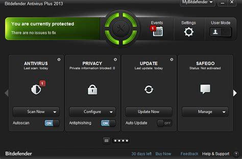 Bitdefender Antivirus Plus Version bitdefender antivirus plus