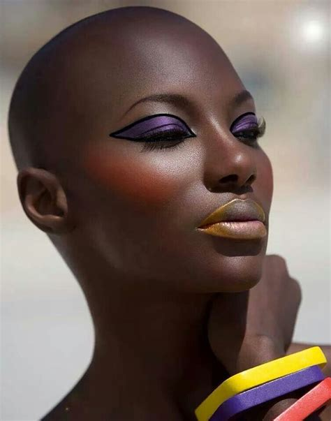 ideas  bald women fashion  pinterest