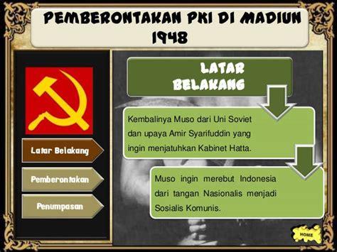 film pki di madiun latar belakang pemberontakan pki madiun bukafakta com