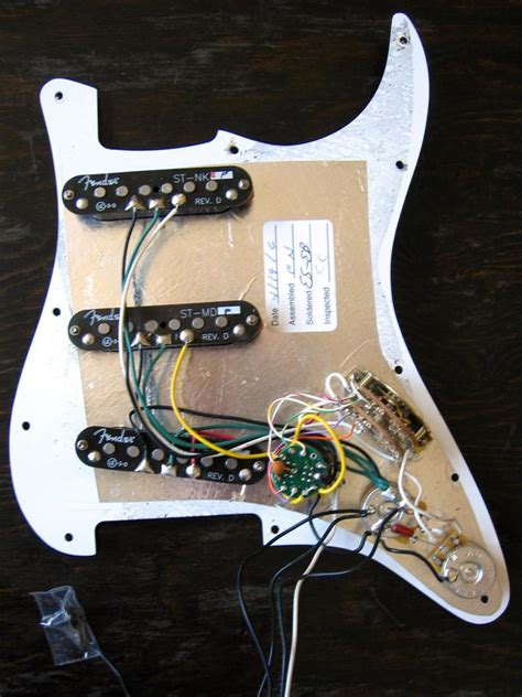 fender american stratocaster deluxe wiring diagram