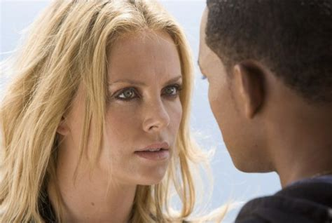 Could Charlize Theron Play Smith In Biopic by Embraced Hancock The Brilliantly Played By